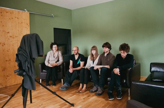 Yeoryia Aslanidou, Žofie Helfertová, Tomáš Hrůza, Nikola Ivanov, Jan Maštera, Thoughtforms, 2014