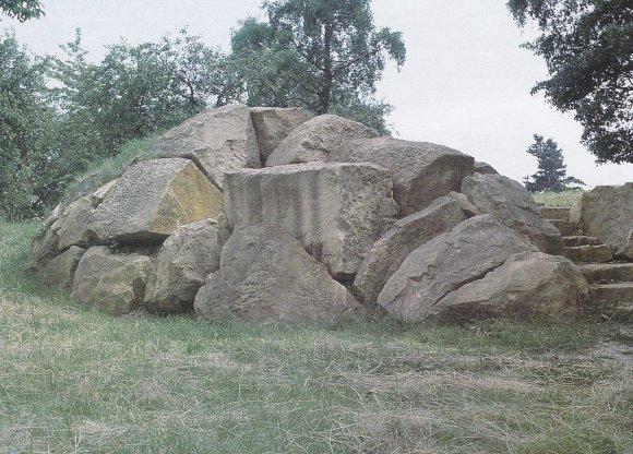 Kurt Gebauer, Hlava - skála (Hořice v Podkrkonoší), 1991-1992