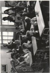 První den ve škole, Praha Jinonice, 80. roky.