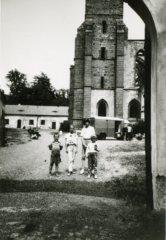 Výlet na Sázavský klášter.